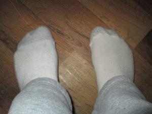 So far, so good. No fleas on my socks.