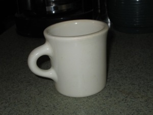 EJ's Favorite Coffee Cup