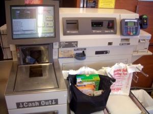 Checkout Machine Photo: Big Dave and Company.com