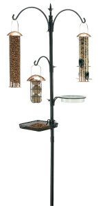 The hook thing I ordered to hang bird feeders on