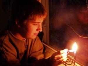 Our Hanukkah 2010