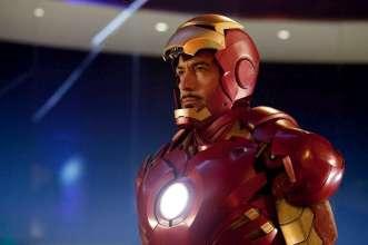 Tony Stark a.k.a. Iron Man