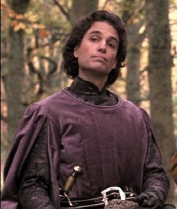 Prince Humberdinck in The Princess Bride.
