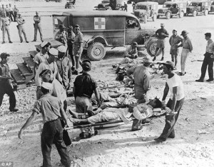 Survivors of the U.S.S. Indianapolis