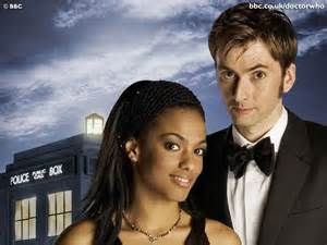 Doctor Martha Jones and Doctor Who