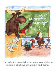 The Animal School