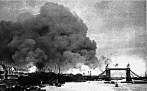 London Blitzkrieg, WW2