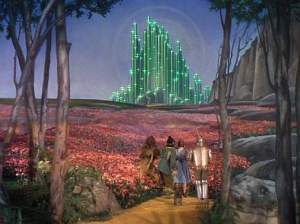 The Journey to the Emerald City