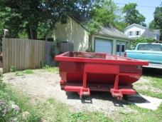 Dumpster 002