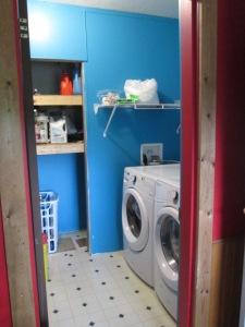 I love my laundry room!