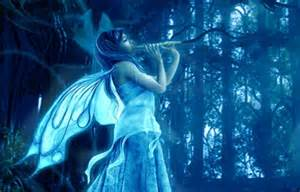 Enchanting Forest Flutist?