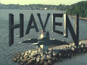 The fictional town of Haven. Photo from Flickr.com