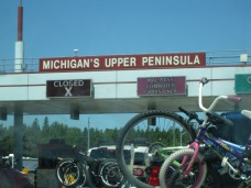 Entering the UP