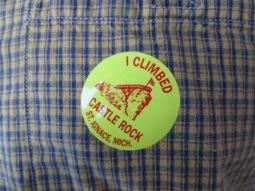 Our sticker!