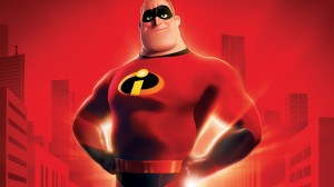 Powerful Mr. Incredible