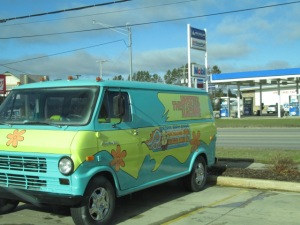 The Mystery Van
