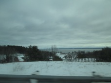 A view of the Bay from Old Mission Peninsula