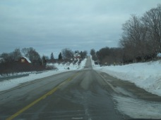 Old Mission Peninsula drive