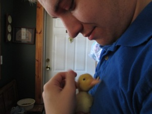 JJ and the Duckling