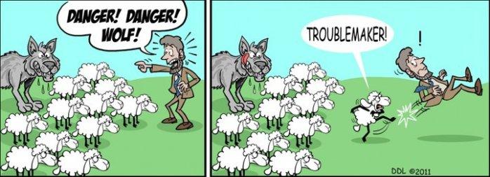 wolfsheeptroublemaker