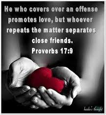 Proverbs 17.9