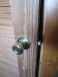 I installed this door knob.