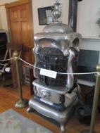 An old woodstove