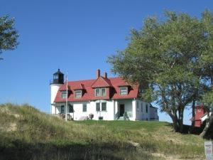 Pt. Betsy Lighthouse