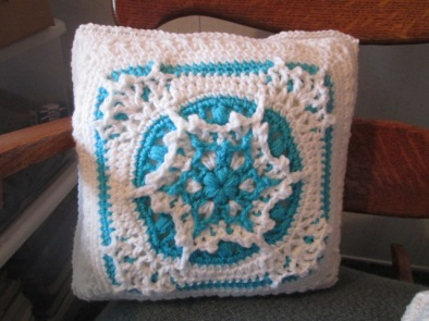...to make this decorative pillow
