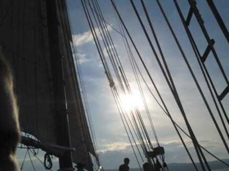 Manitou, Tall Ship