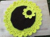 Sunflower Placemat Set