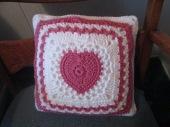 Adorable Heart Pillow