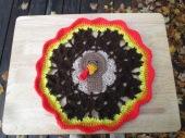 Thanksgiving Turkey Placemats