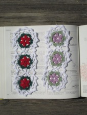 Delicate Flower Bookmark