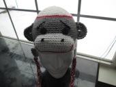 Sock Monkey Hat