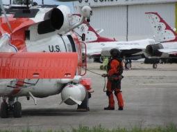 Coast Guard, National Cherry Festival Airshow