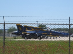Blue Angels, National Cherry Festival