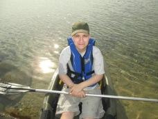 JJ kayaking