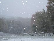 Oct. 17, 2015 Morning Snow 002