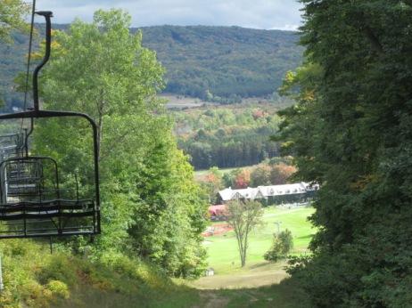 Chair Lift, Boyne Highlands