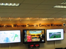 NWS Gaylord Tour