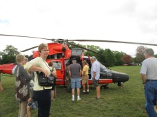 Coast Guard, NWS Gaylord Tour
