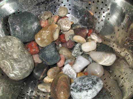 Rockhouding treasures