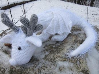 Winter Snow Dragon